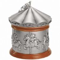 Royal Selangor Merry Go Round music box